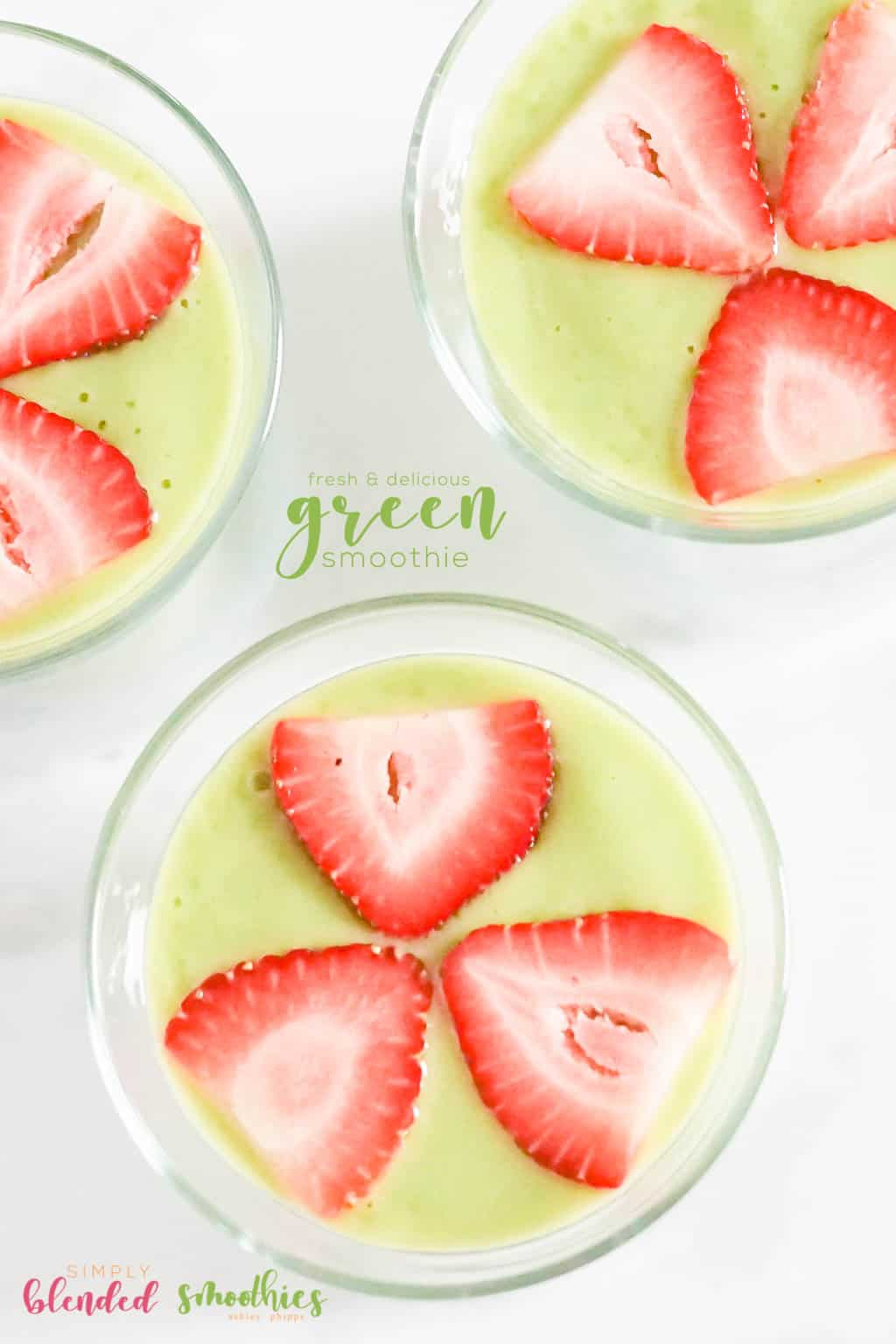 Fresh and Delicious Green Smoothie Recipe