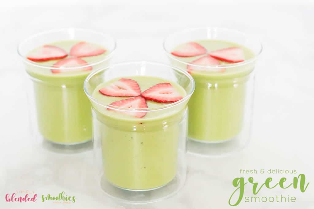 Simple and Delicious Green Smoothie Recipe