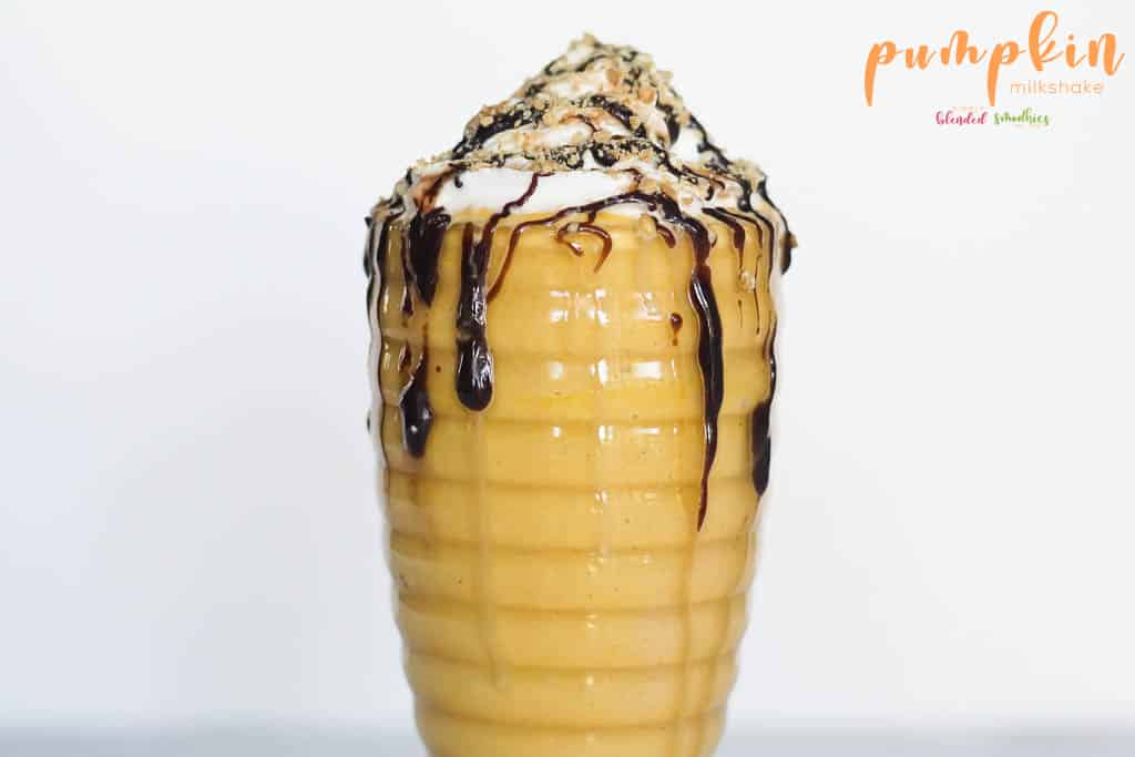 Delicious Pumpkin Milkshake Recipe