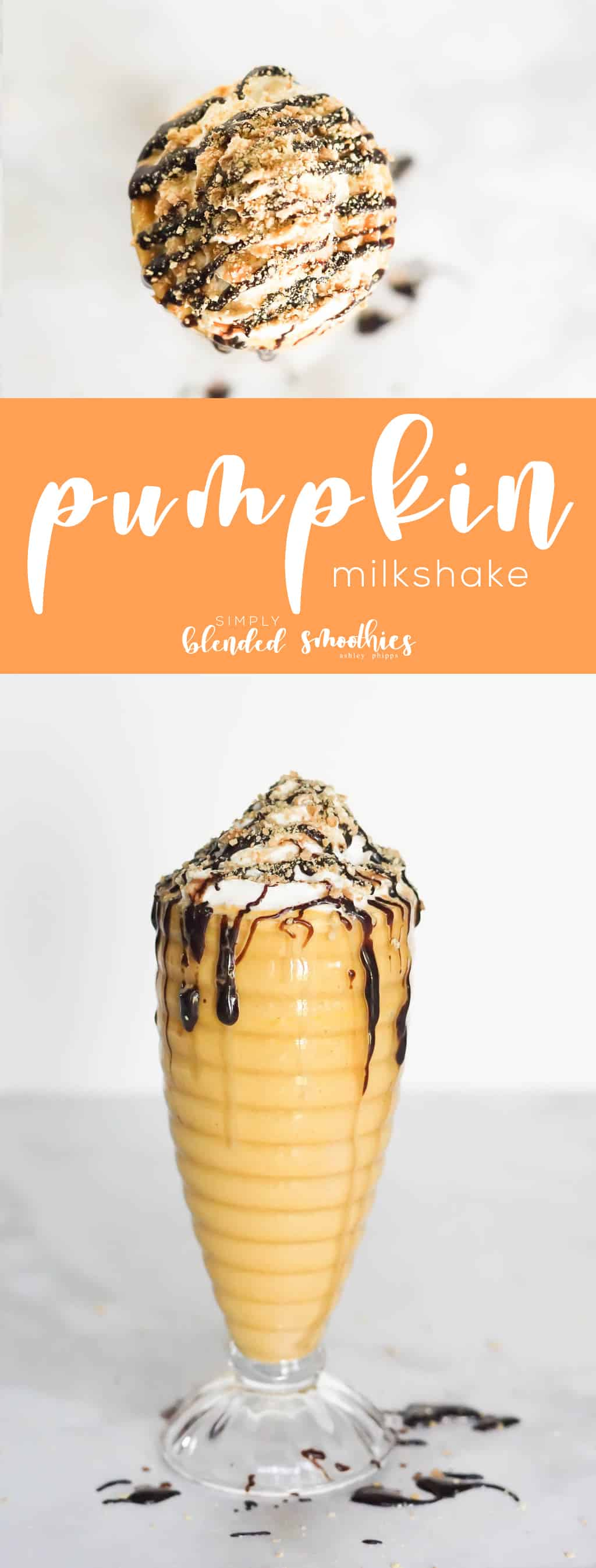 Pumpkin Milkshake Recipe - this pumpkin milkshake recipe is so delicious