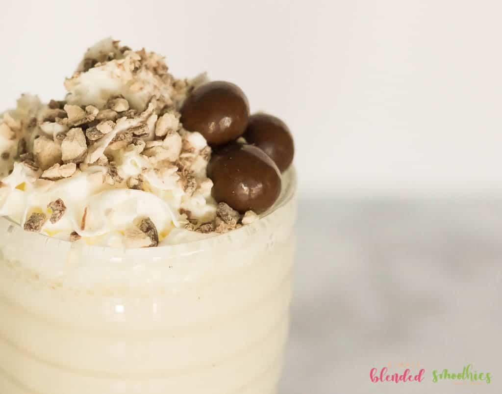 Malted Milkshake Recipe