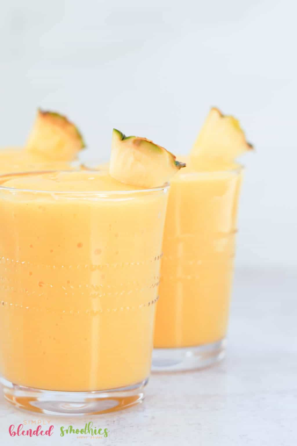 pineapple mango smoothie recipe