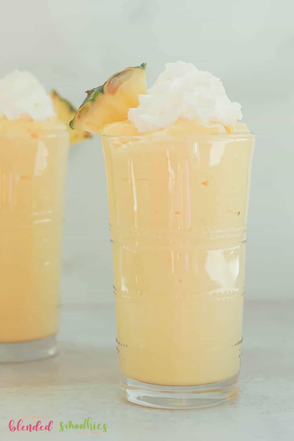 Mango Pineapple Milkshake